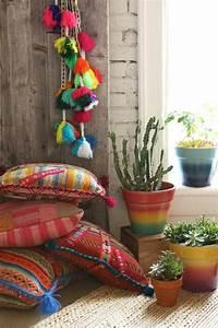 1001 deco uniques pour creer une chambre hippie With tapis chambre bébé avec pot de fleur grosfillex