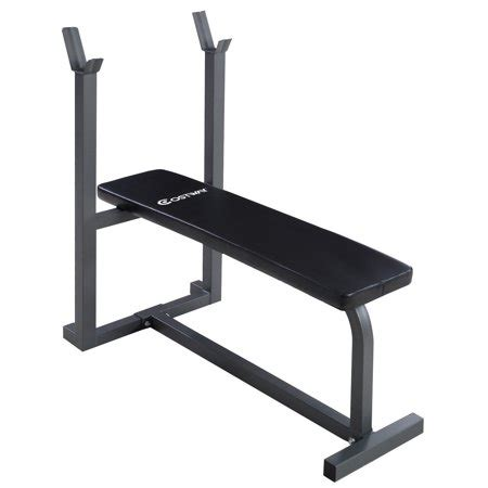 workout bench walmart costway weight lifting flat bench fitness workout sit up
