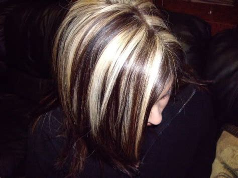 Best 25+ Chunky Blonde Highlights Ideas On Pinterest
