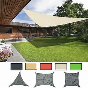 greenbay sonnensegel sonnenschutz segel uv schutz fur With französischer balkon mit segel sonnenschutz für garten