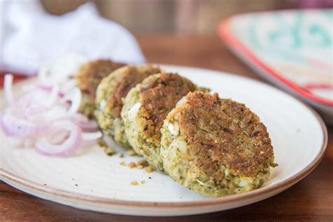 cuisine milet hara bhara kebab recipe with millets by archana 39 s kitchen