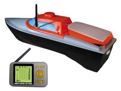 Remote Control Boat Fishing Buddy by Rc Fishing Boat