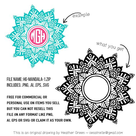 Check out my free elephant mandala svg templates. Free download ~ commercial use mandala design in png, ai ...