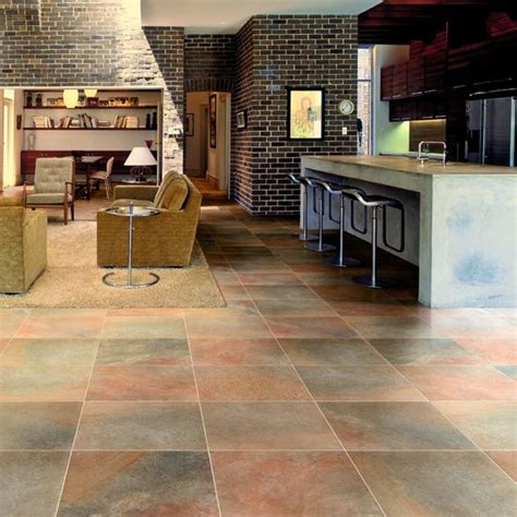 carrelage cuisine classique format traditionnel indemodable gres cerame