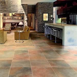 Renovation Carrelage Sol Cuisine : carrelages de cuisine ~ Edinachiropracticcenter.com Idées de Décoration