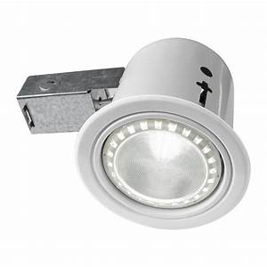 Bazz flex led recessed can light the mine