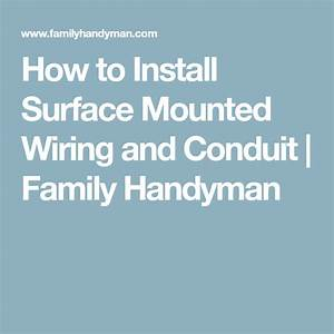How To Install Surface