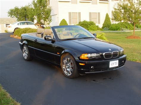 2001 Bmw Convertible by Bmw 325ci 2001 Image 176