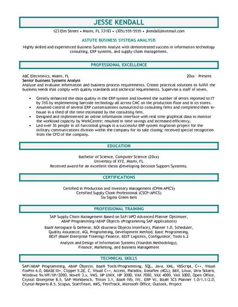 doc 604831 business resume exle business professional