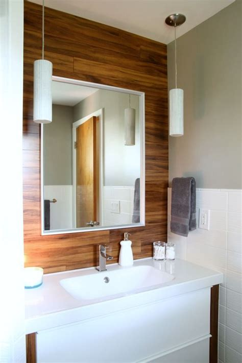 Modern Family Bathroom Ideas by Skogsv 196 G Mirror A Master Bathroom Makeover In A