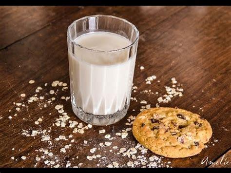 lait d avoine maison lait d avoine fait maison en quelques minutes