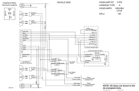 Minute Mount 1 Headlight Wiring Diagram by Western Wiring Unimount Chevy 61716