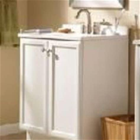 glacier bay white sink vanity 24 inch width reviews