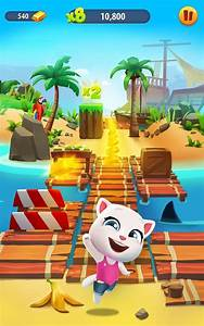 Talking Tom Gold Run Android Apps On Google Play