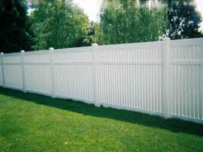 yard fencing ideas ideas choosing the right backyard fences for your home