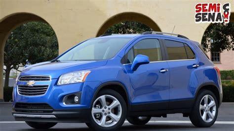 Gambar Mobil Gambar Mobilchevrolet Trailblazer by Harga Chevrolet Trax Review Spesifikasi Gambar Juli