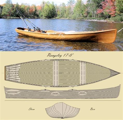 rangeley  row boat kit products  love pinterest boat kits boating  wooden boats