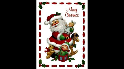 merry christmas to all my family friends youtube