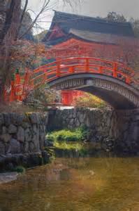 Shrine Bridge Japan