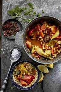 Moroccan Vegetable Tagine