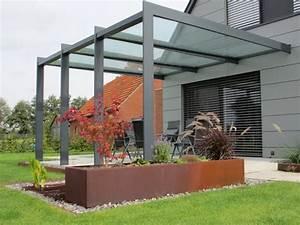 Pergola Metall Terrasse : triphaus metall in form und farbe terrassen berdachungen terras pinterest form und ~ Sanjose-hotels-ca.com Haus und Dekorationen