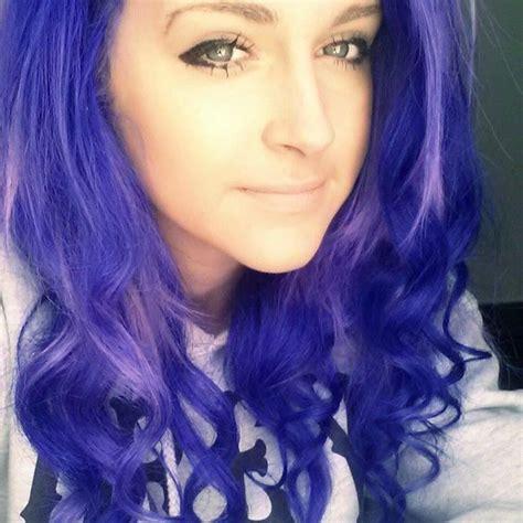 Splat New Purple Desire Purplehair Curls Might Try
