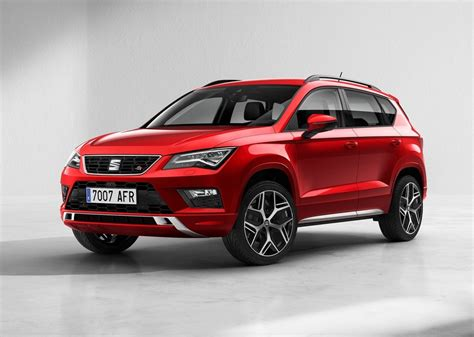 Seat Ateca by Seat Ateca Fr