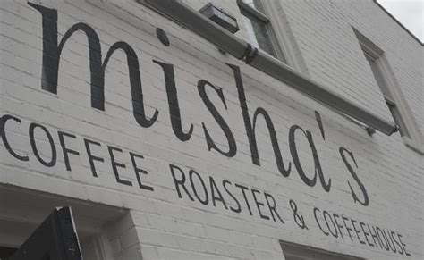 You won't want to buy a cup from anywhere else. Misha's Coffee Roaster and Coffeehouse | Misha's Coffeehouse… | sallysue | Flickr