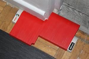 test lames auto adhesives gerflor With outils pour pose parquet flottant