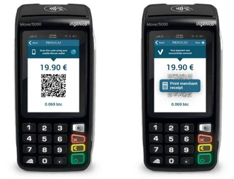 Bitcoin Pos by Europe S Payments Processor Ingenico Adds Bitcoin