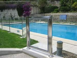 Piscine Inox Prix : barrieres de piscines tous les fournisseurs barriere de piscine a barreau aluminium ~ Carolinahurricanesstore.com Idées de Décoration