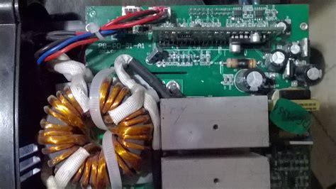 solucionado resistencia quemada en soldadora inverter www reviewtechnews