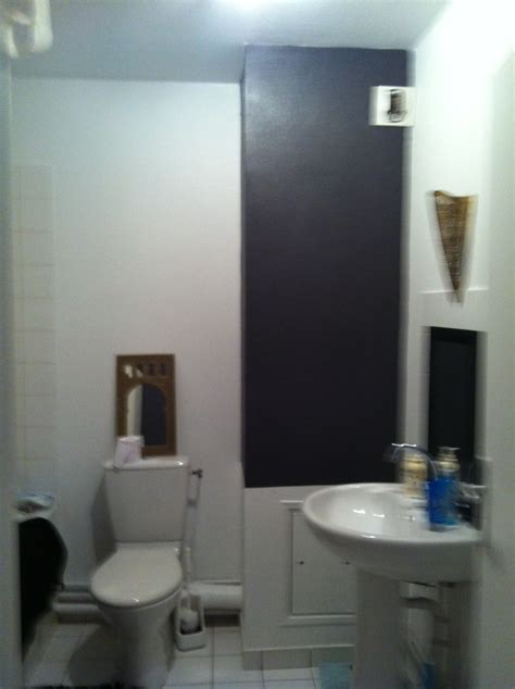 peinture de salle de bain