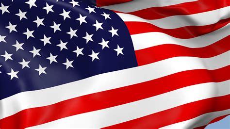 Usa Background Usa Waving Flag Background Loop Motion Background