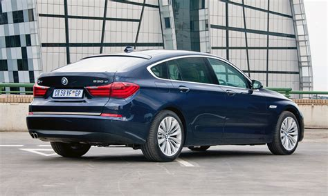 The Bmw 5 Series Gt Has Just Been Scrapped In Sa…