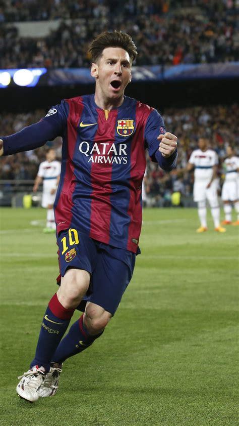 wallpaper lionel messi barcelona fcb soccer  sport