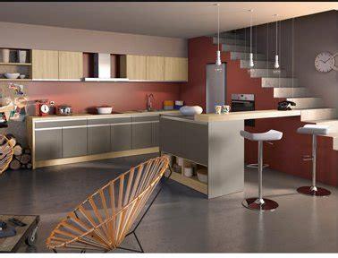 cuisine taupe clair la cuisine couleur taupe on l 39 adore deco cool