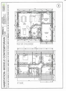 plan maison hainaut namur maison temoin a mons charleroi With plans de maison gratuit 8 la maison passive exemple modale de construction