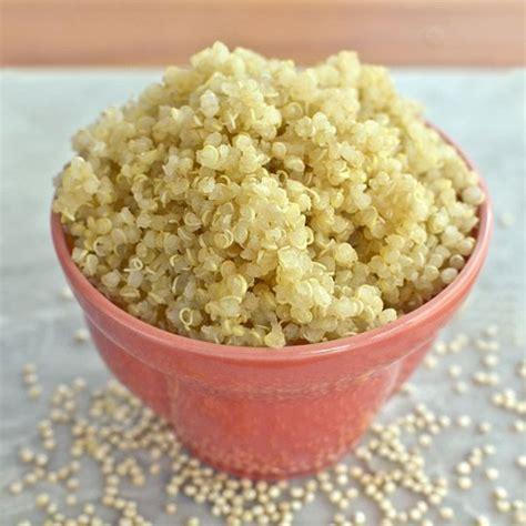Kvinoja je odlična namirnica za mršavljenje