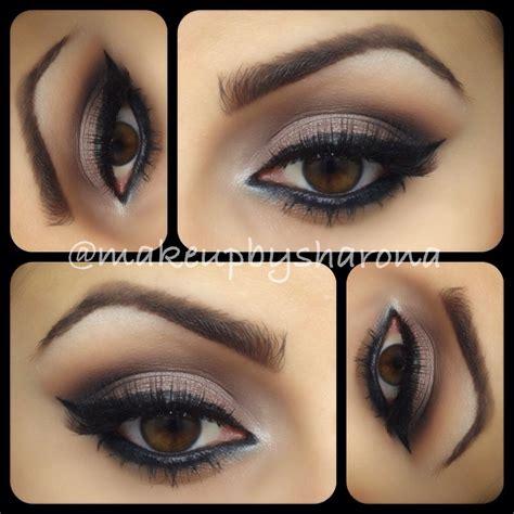 eye shadow makeup  sharona