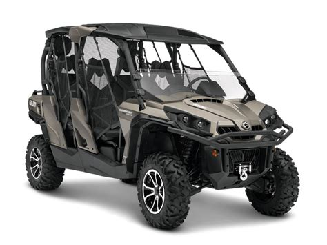 2015 Can-am Commander Max Limited Review