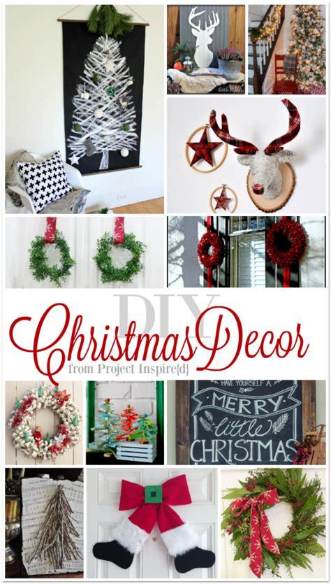 diy christmas decor ideas yesterday on tuesday