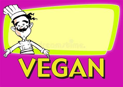 cuisinier de vegan de série du travail photos libres de droits image 2603028