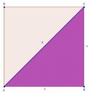 Seitenlänge Quadrat Berechnen : diagonalen des quadrats ~ Themetempest.com Abrechnung
