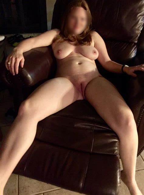 F Redhead Wife And Milf Lounging Around The House