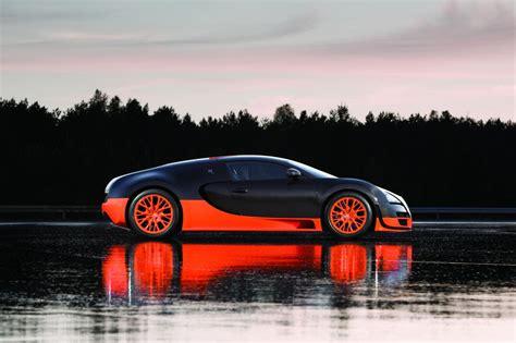 Bugatti Veyron Super Sport (2011)