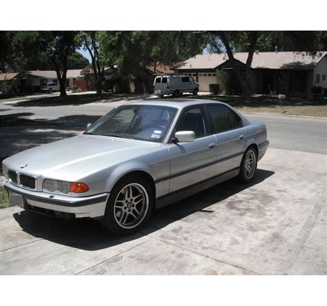 2000 Bmw 740i Rod Robertson Enterprises Inc