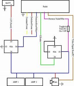 Pioneer Avh P1400dvd Wiring Diagram