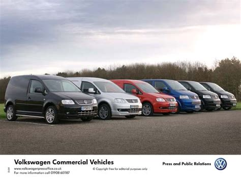 When The Going Gets Tough Volkswagen Commercial Vehicles
