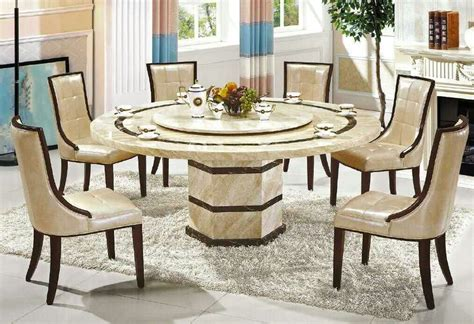 Cream Round Marble Dining Dining Table With Stone Base And Vhc Curtains 90 Sheer Cheap Plaid White Eyelet Kitchen Blackout Patterned Silk Flower Curtain Door Window Ideas